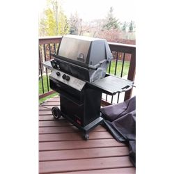 Broil King BBQ W/ Cover, Natural Gas