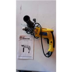 "Power Fist 1/2"" Hammer Drill"