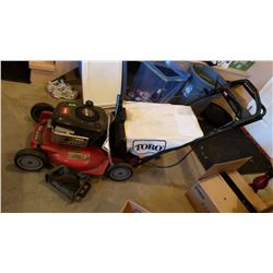 Toro Super Recycler Mower, 6.75HP With Bagger