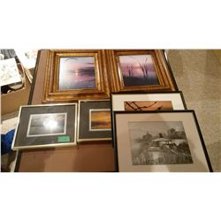 Pictures In Frames