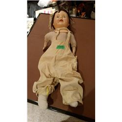 1930-40's Porcelain Doll