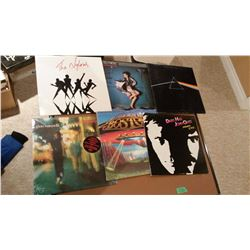 Lot Of Rock And Roll Records (6)