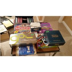 Lot Of Games And Puzzles