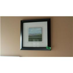 Pictures In Frames With Other Wall Hangings