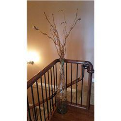 Bottle Vase, Vase, Decorative Hanging Piece
