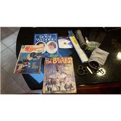 Bag Of Marbles, Beatles Magazines, Monkees Magazines, Royal Wedding Magazine, Etc