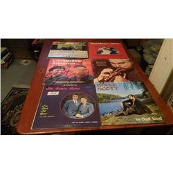 Mixed Lot Of Records (6)