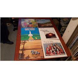 Gospel Religious Records (6)
