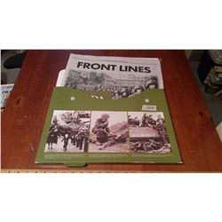 1939 Front Lines Paper, Commemorative Edition