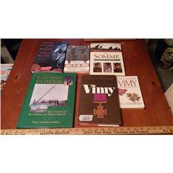 War Related Books (6)