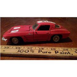 Corvette Stingray Scale 1/24 Metal Diecast Model
