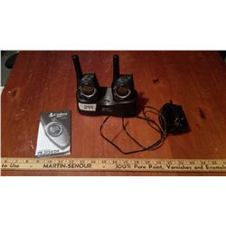 Cobra 2 Way Radios, Model PR3150DX With Charger