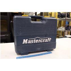Mastercraft Drill Bit Set w/Drill