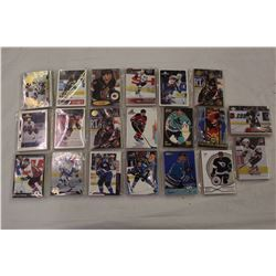 20 Packs of Unopened NHL Cards