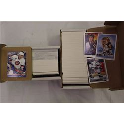 Lot of 1992-93 NHL Cards