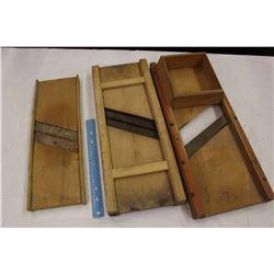 Vintage Wooden Mandolins (3)