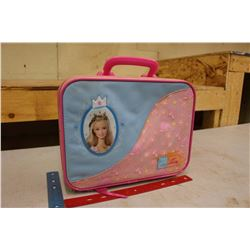 Barbie Suitcases Full of Clothes & Old Barbie Dolls