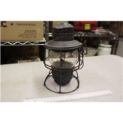 CNR Lantern, W/ CPR Embossed Globe