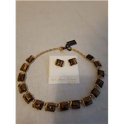 """African Sundance"" Necklace & Earring Set"