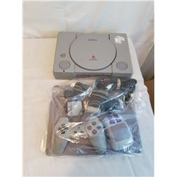 Sony Playstation w/Controller & Cords (Working)