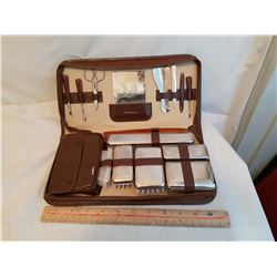 Antique Men's Travelling Grooming Kit