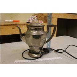 Vintage Electric Coffee Pot