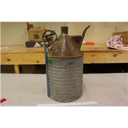 2 Gal CPR Marked Fuel Can