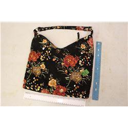Vintage Ornate Ladies Handbag