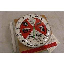 Seven Oaks Thermometer (Ohio Thermometer Co.)