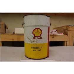 5 Gallon Shell Pail