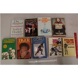 Lot of Hockey Related Books