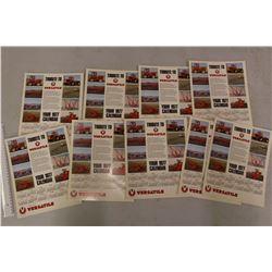 1977 Versatile Farm Machinery Calendars