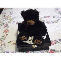 Teddy Bear Treasure Box