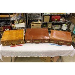 Vintage Suitcases (3)