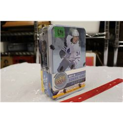 Sealed Box of 2017-18 Upper Deck Series One Hockey Cards