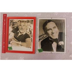 Lot of Photos: Kenny Rogers, Mel Brooks