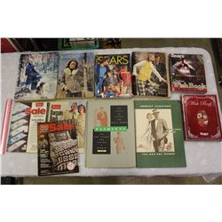 Collection of Eatons & Sears Cataloges w/Christmas Wish books