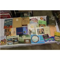 Lot of Old Manuals