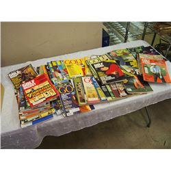 Lot Of 1970-80 Golf Magazines
