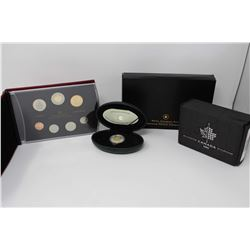 RCM 2006 Specimen Set & A Millennium 2 Dollar Silver Proof Coin- 3 Bears