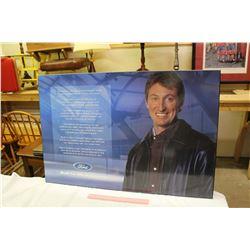 Wayne Gretzky Ford Ad