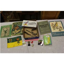 Lot Of Vintage Music Books W/ Extras