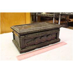Tramp Handmade Chestbox, 1900's