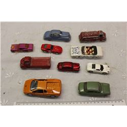 Vintage Toy Trucks And Cars