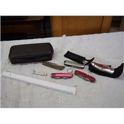 Lot Of Pocket Knives, Many Unused
