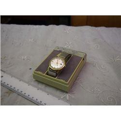 Bulova 23 Jewel Watch, Working