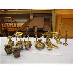 Lot Of Brass Items