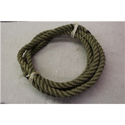 "1.5"" x 20 ft Rope (Never Used) PolyVinyl"