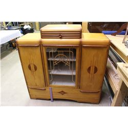 """Wooden Cabinet 4ft x 15"""" x 46"""""""