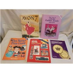 Lot Of Price Guide Books